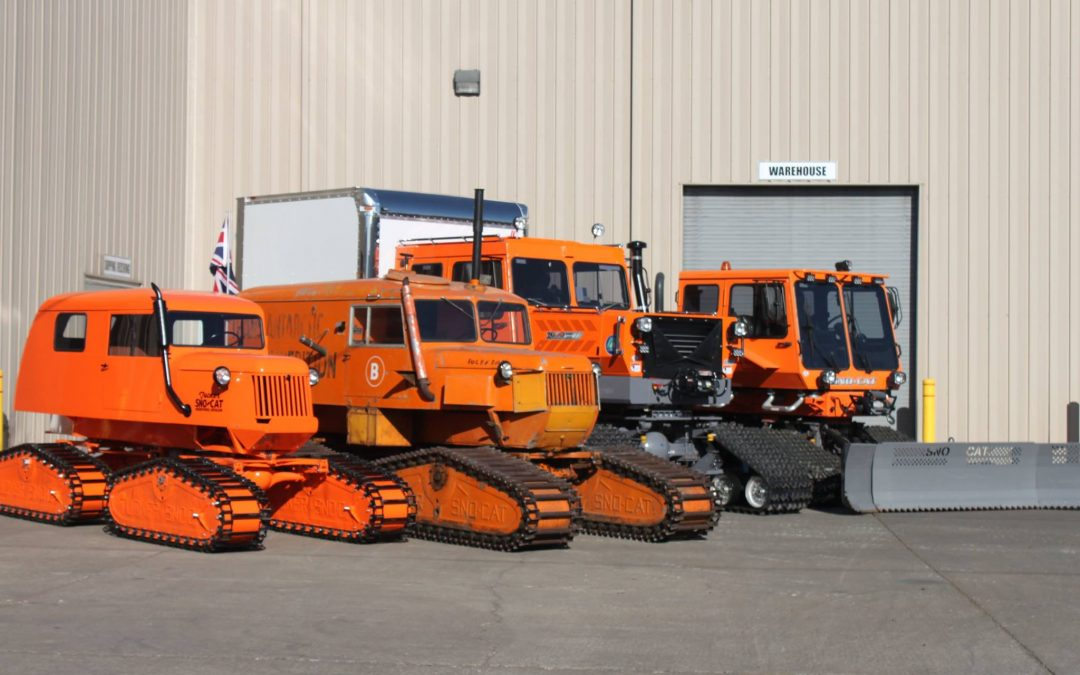 Picture Gallery History of Tucker Sno-Cats®